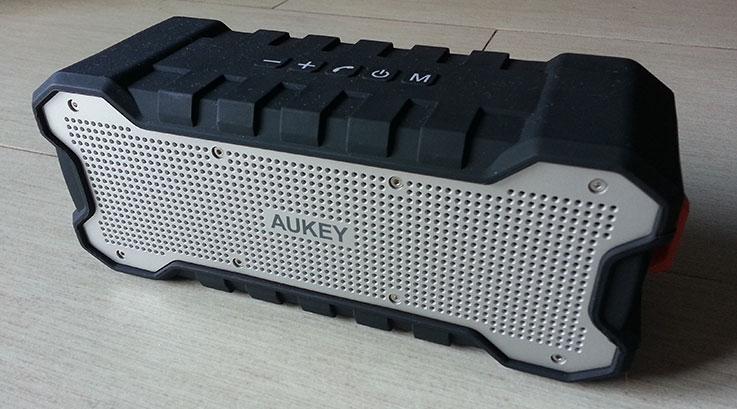 Aukey SK-M12: ottima potenza audio e buona connettività 1