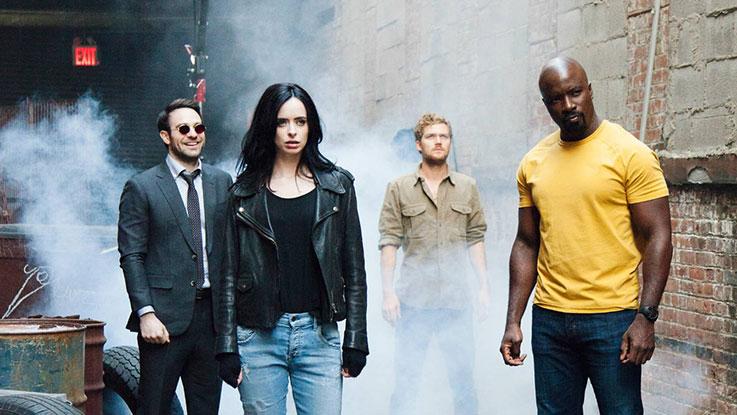 Personaggi di The Defenders
