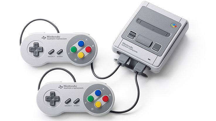 Recensione del Nintendo Mini SNES: il design