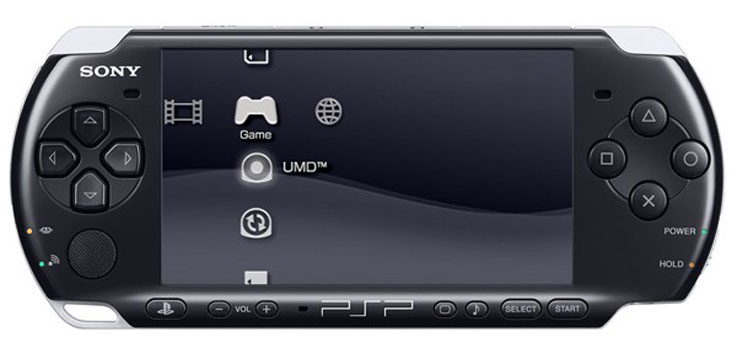 Console Sony: PSP Slim