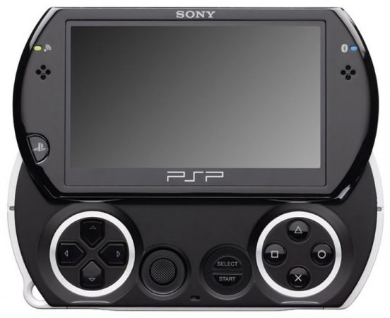 Console Sony: PSP Go!