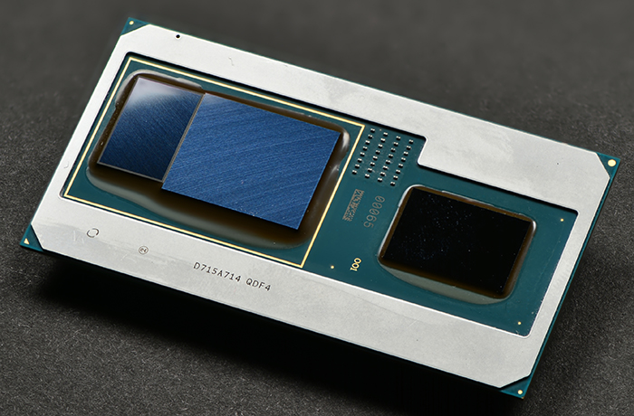 Intel G Series: processori Intel con grafica AMD RX Vega M 4