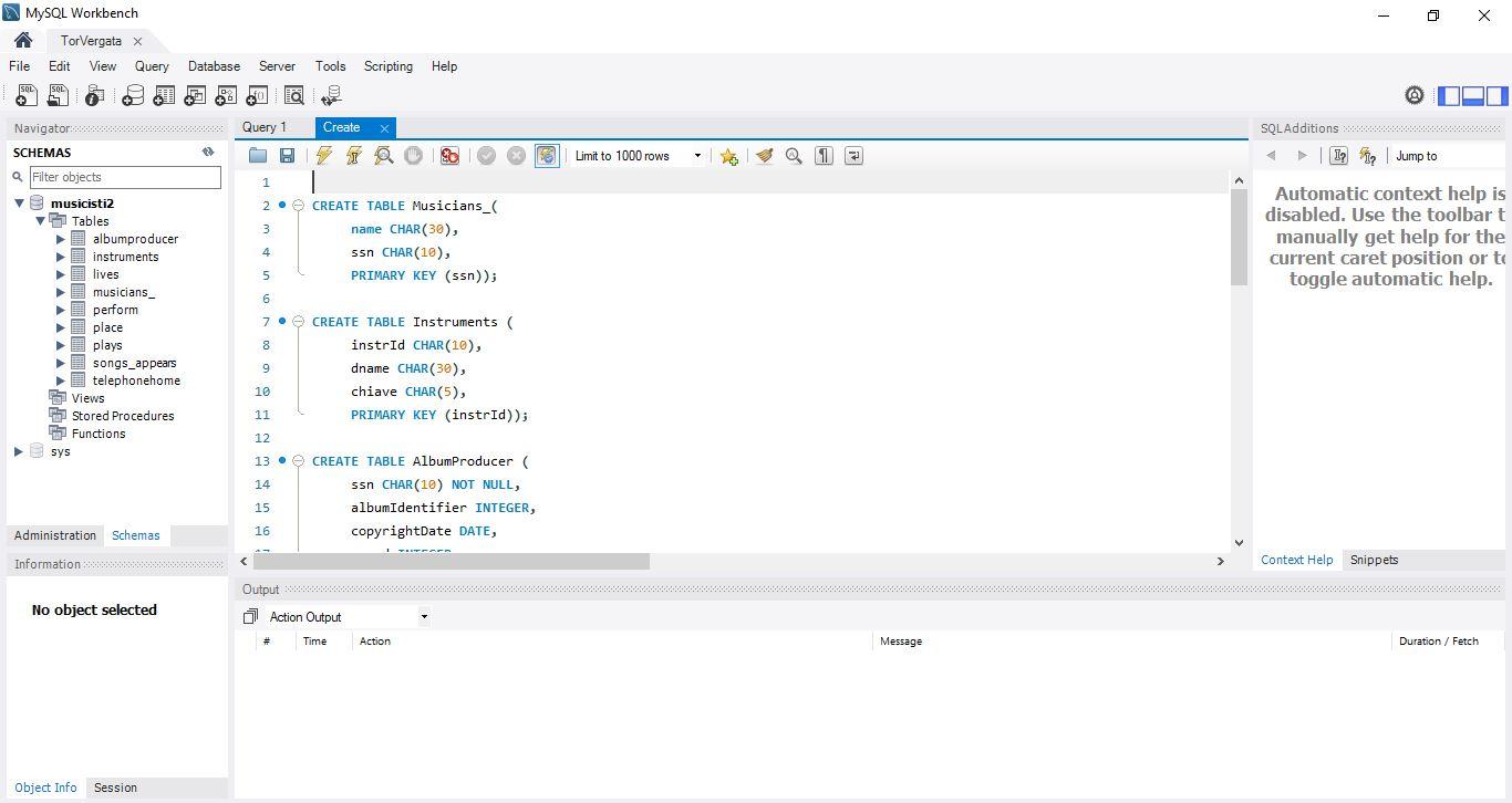 Corso SQL #2: come creare un database 3