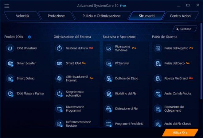 advanced-system-care-10-strumenti