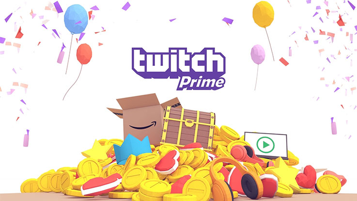 Twitch Prime: quando Amazon incontra Twitch