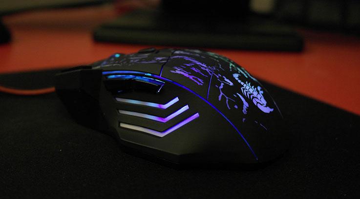 Aukey KM-C1: mouse da gaming a basso costo