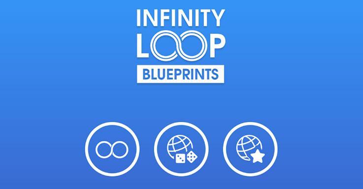 Recensione Infinity Loop: Blueprints