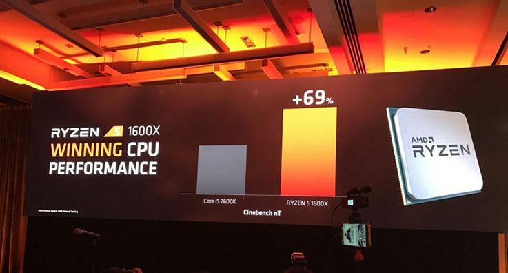 AMD Ryzen: dettagli e prezzi ufficiali 2