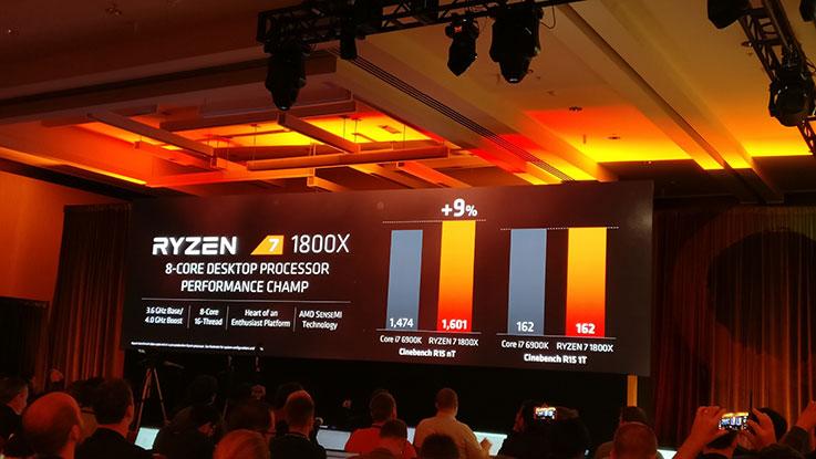 AMD Ryzen: dettagli e prezzi ufficiali 1
