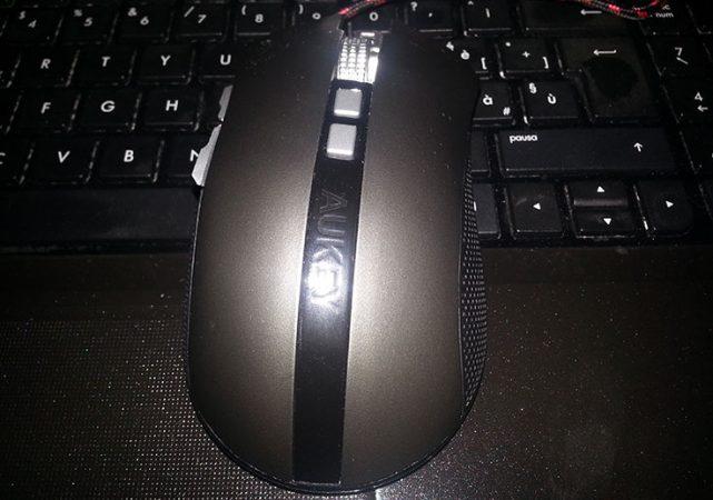 Aukey KM-C4: mouse professionale ad un prezzo modico 1