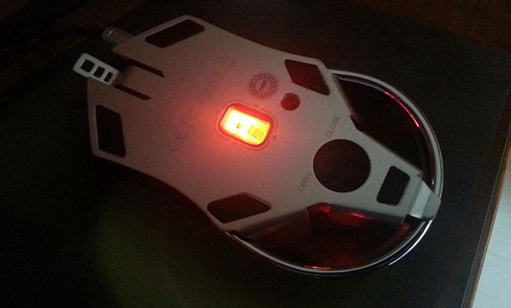 Aukey KM-C4: mouse professionale ad un prezzo modico 3