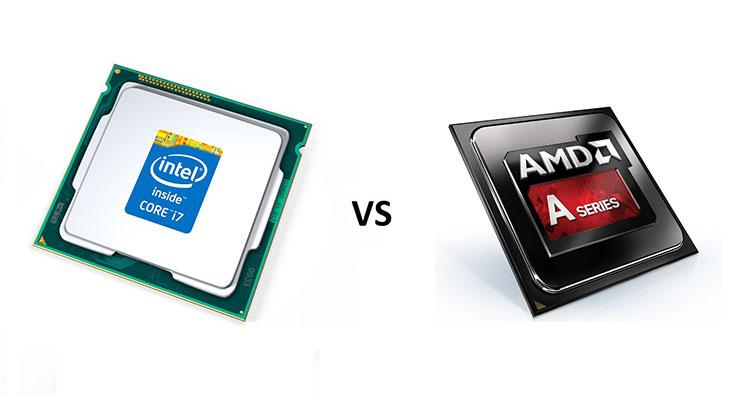 Intel vs. AMD