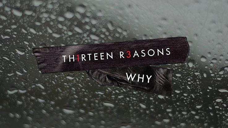 Logo di 13 Reasons Why