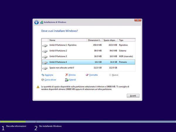 Guida su Windows #1: come installare il sistema operativo 4