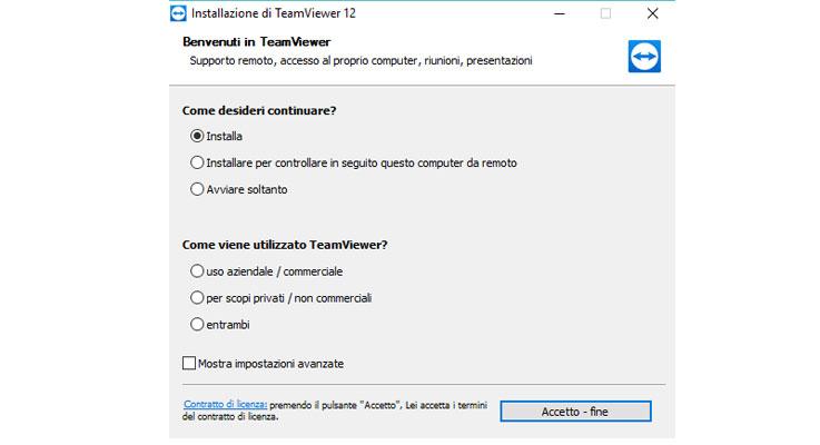 Come controllare un PC da remoto con TeamViewer 1