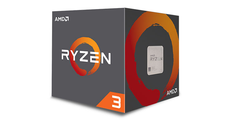 Processori AMD Ryzen 3
