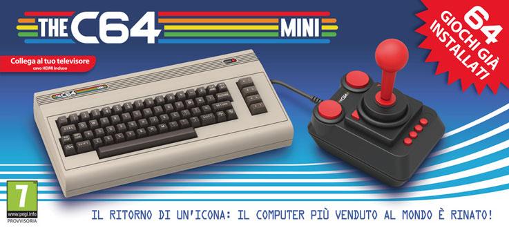 THEC64 Mini: come installare nuovi giochi tramite USB