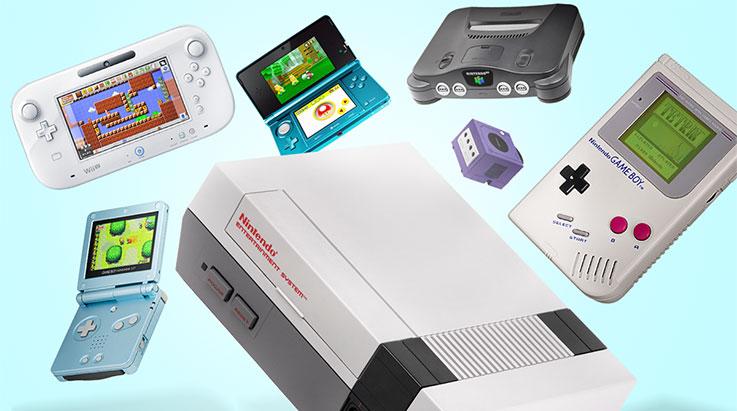 Le console Nintendo