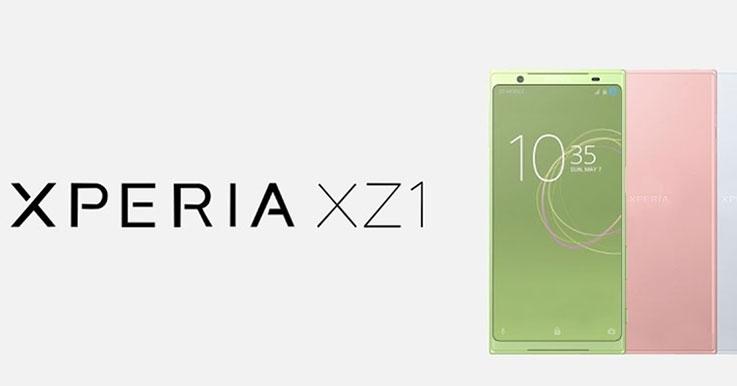 IFA 2017: gamma Xperia XZ1