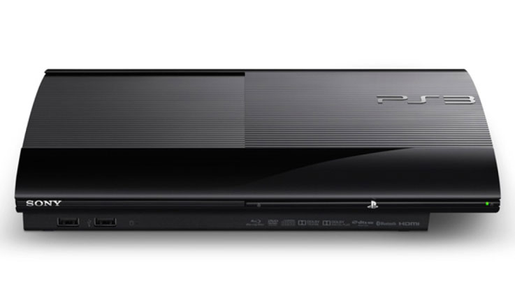 Console Sony: PS3 Super Slim