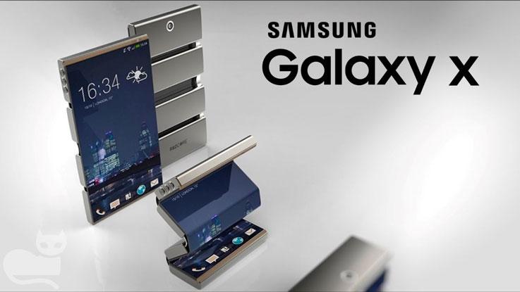 Samsung Galaxy X verrà prodotto in numero limitato
