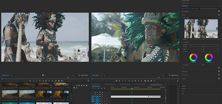 Post Processing di Adobe Premiere Pro