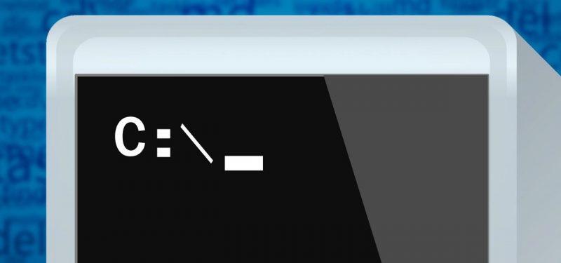 Comandi prompt utili per Windows