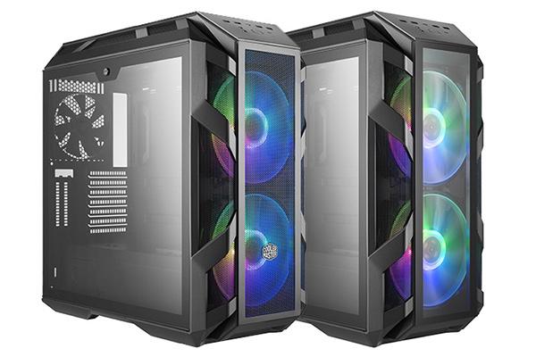 Cooler Master H500M, case modulare con ventole RGB