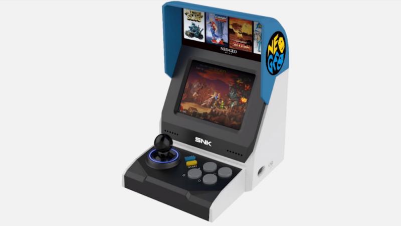 NeoGeo Mini: trapelati i dettagli tecnici