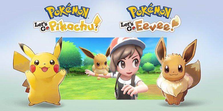 Annunciati ufficialmente Pokemon Let's Go Pikachu e Let's Go Eevee