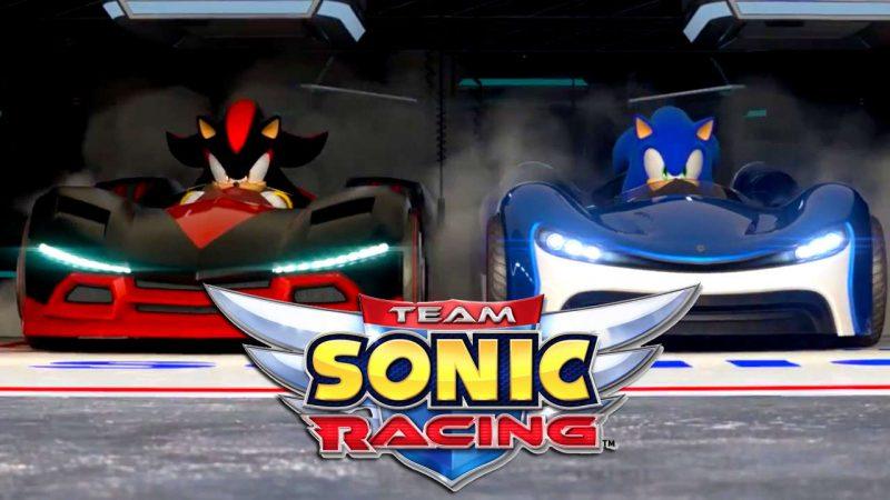 Primo trailer disponibile per Team Sonic Racing