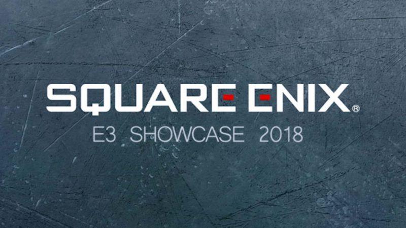 E3 2018: dettagli della conferenza Square-Enix