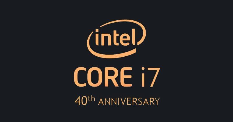 Intel Core i7-8086K, quarant'anni dopo l'8086