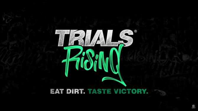 Logo di Trials Rising