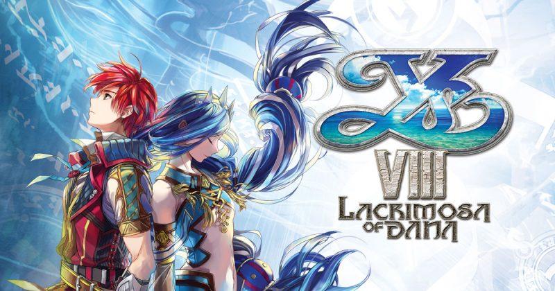 Nuovo gameplay per Ys VIII: Lacrimosa of DANA per Nintendo Switch