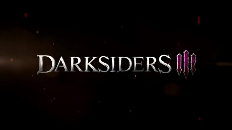 Logo di Darksiders 3