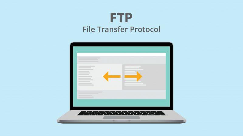 Funzionamento del protocollo FTP