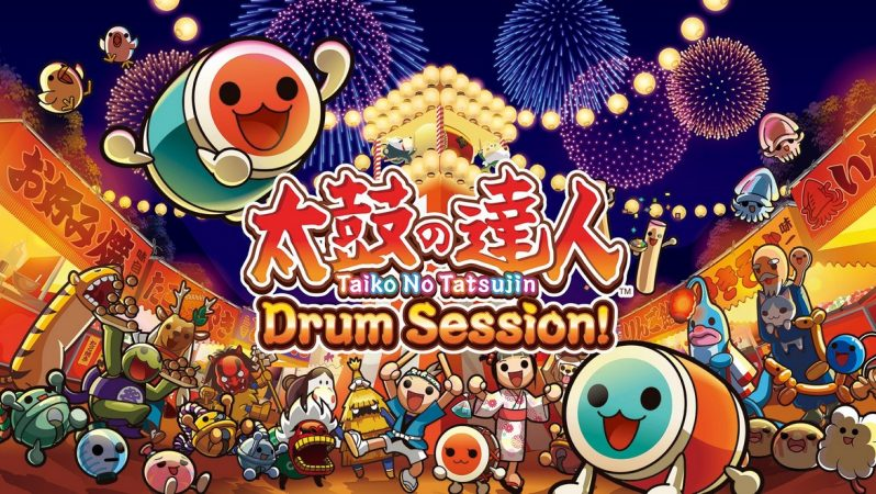Taiko no Tatsujin in arrivo in Europa su PS4 e Switch