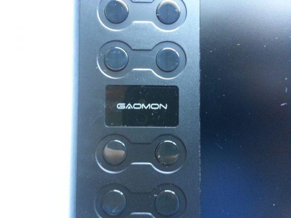 Gaomon M106K, tavoletta grafica economica con display da 10 pollici 1