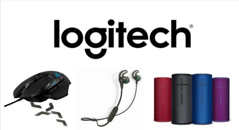 Le novità di Logitech a IFA 2018