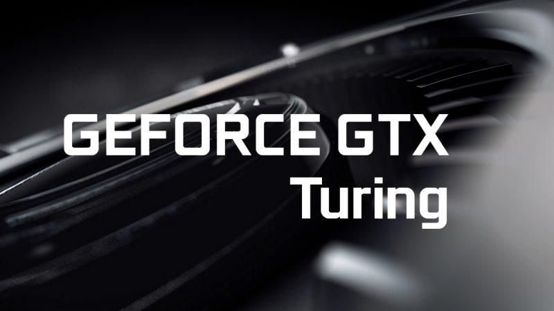 Architettura Turing di Nvidia
