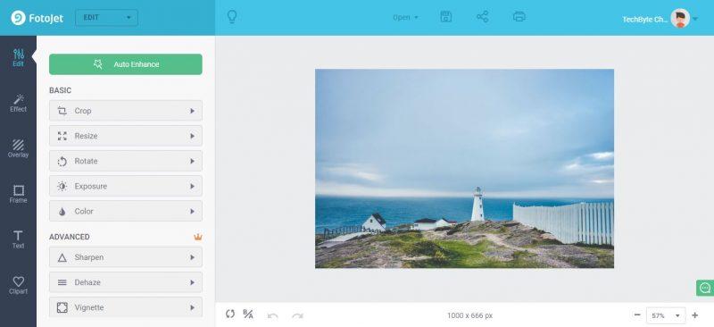 FotoJet: come creare un design online in pochi click 2