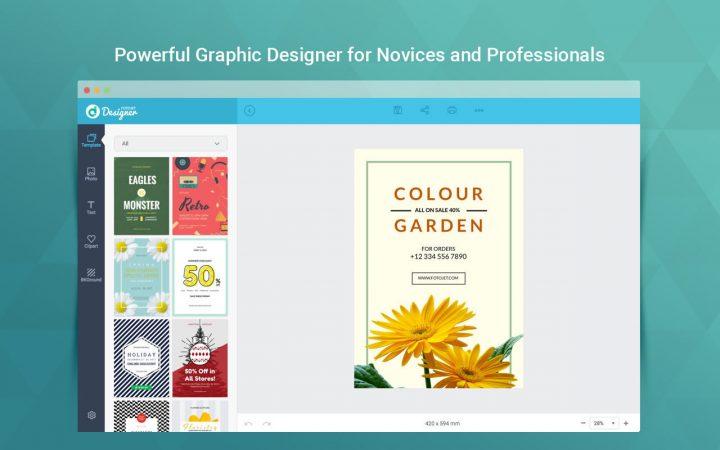 FotoJet: come creare un design online in pochi click