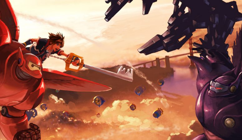 Big Hero 6 arriva su Kingdom Hearts 3