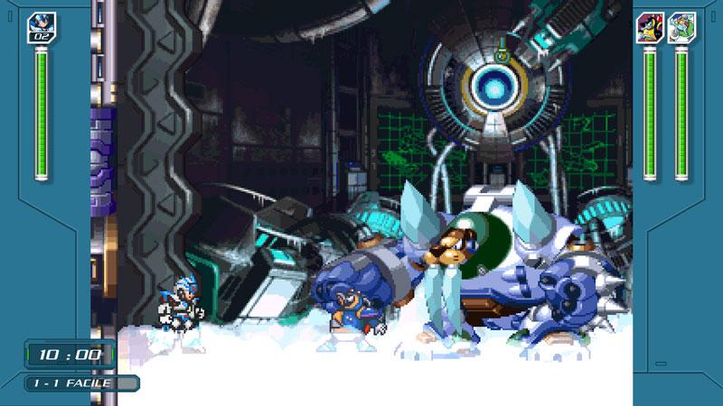 Mega Man Legacy X Collection 1 & 2, per i veri appassionati di Mega Man 2