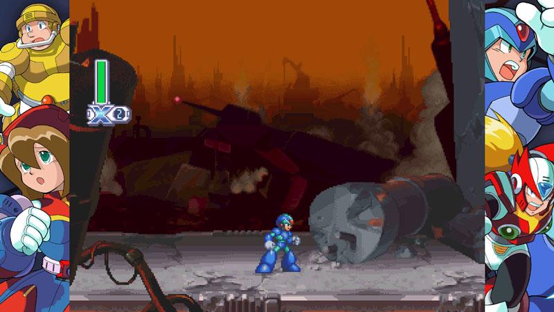 Mega Man Legacy X Collection 1 & 2, per i veri appassionati di Mega Man 3