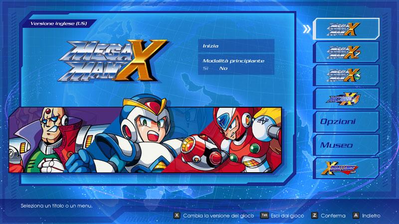 Mega Man Legacy X Collection 1 & 2, per i veri appassionati di Mega Man 7