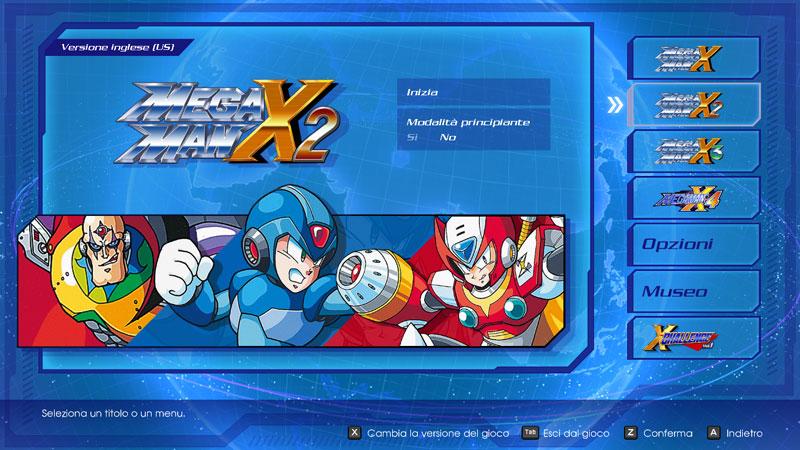 Mega Man Legacy X Collection 1 & 2, per i veri appassionati di Mega Man 6