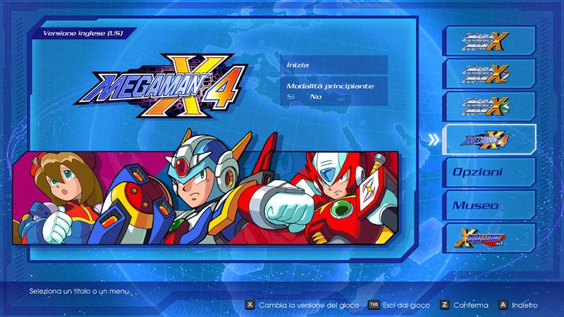 Mega Man Legacy X Collection 1 & 2, per i veri appassionati di Mega Man 5