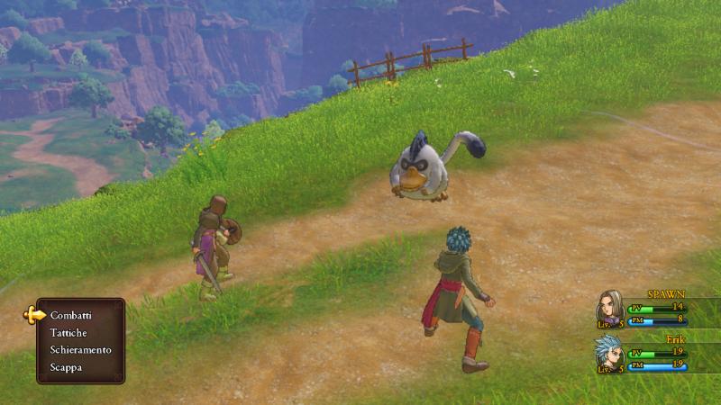 Recensione Dragon Quest XI: Echi di un'era perduta, un nuovo fantastico viaggio 12